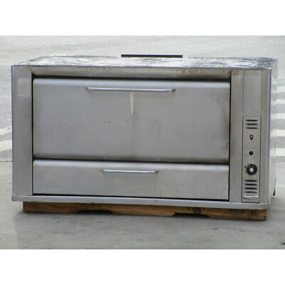 Blodgett Deck Natrual Gas Oven 966, Good Working Condition