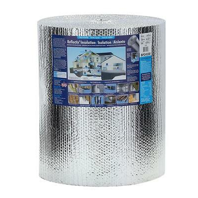 Reflectix 24 in. x 100 ft. Double Reflective Insulation
