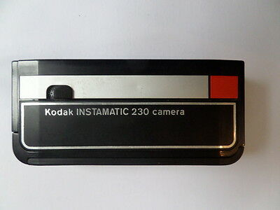 Kodak INSTAMATIC 230 Camera and Case