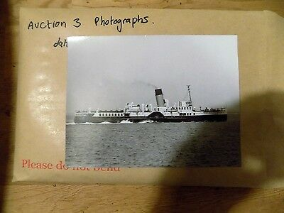 Ryde Paddle Steamer Photograph A4Lp31