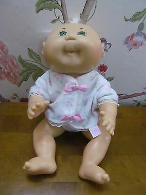 """Vintage original 12"""" Cabbage Patch kids Plastic doll FIRST EDITION 1988."""