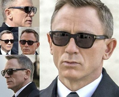 JAMES BOND 007 SPECTRE TOM FORD TF237/05B AUTHENTIC SUNGLASSES WoW!