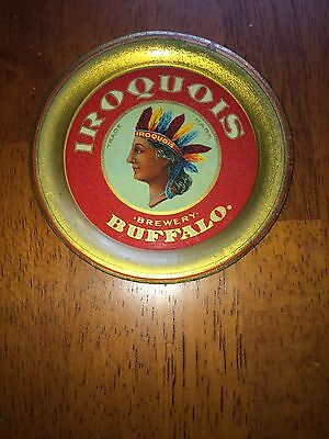 Iroquois Brewing Pre Prohibition Tip Tray Buffalo NY