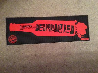 Brand New 'Desperados Red' Heavy Duty Bar Runner - Pub / Bar / Mancave