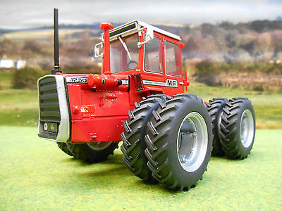 Universal Hobbies Massey Ferguson 1250 Dual Wheel Artic  4Wd Tractor 1/32 2889