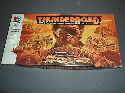 Thunder Road Board Game spares LOW PRICE!
