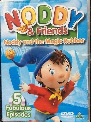 Noddy and the Magic Rubber   DVD. 2008