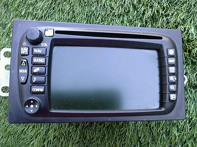 2003-2007 Buick Rendezvous Radio Cd Player Navigation Oem See Photo O4