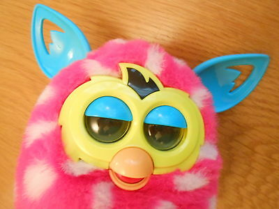 Hasbro Furby  -Pink  -Fully Working