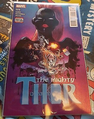 Marvel Comic The Mighty Thor 9 First Print Brand New! Mint Condition!