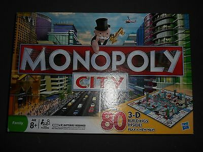 Monopoly City Board Game LOW PRICE!