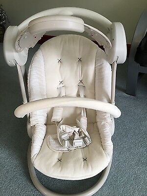 Mamas And Papas Musical Starlight Swing Chair.