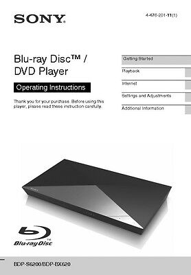 Sony bdp-s580 blu-ray disc player download instruction manual pdf.