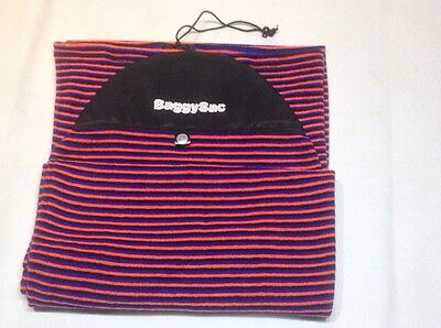 "Longboard 9'2"" SURFBOARD Sock Surf Board Cover Surfboard Bag"