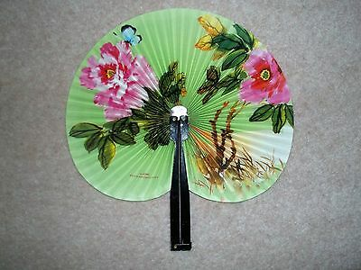 Vintage Chinese Paper Fan