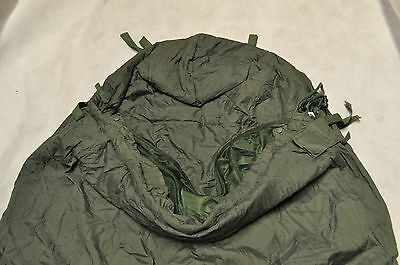 British Army Modular sleeping bag / quilt  with bug net / Ultralight / BNWOT
