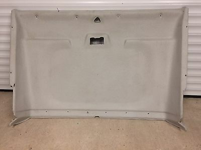 Land Rover Defender Utility 90 110, Roof Headlining FRONT PART ONLY Non-Sunroof