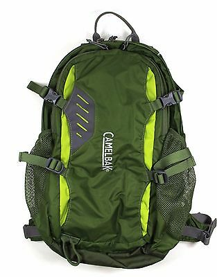 Camelbak Rim Runner Green Hydration Hiking 22L Backpack • $49.99 ...