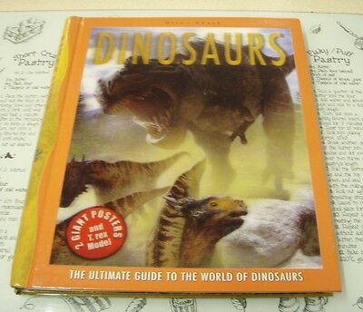 Dinosaurs (The Ultimate Guide to the world of Dinosaurs)