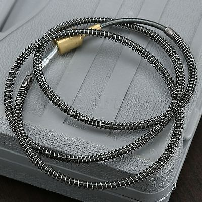"""Metal Flexible Spring Shaft Inner Core for Rotary Tool 38"""" Supplies Accessories"""