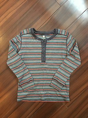 Tea Collection Striped Tee Shirt Boys 6