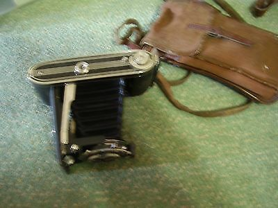 Classic/Vintage Agfa Camera - Made in Germany - with Pronotor II lens