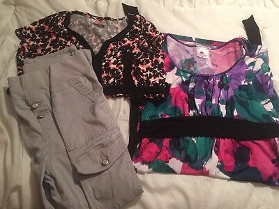 maternity clothes lot size M