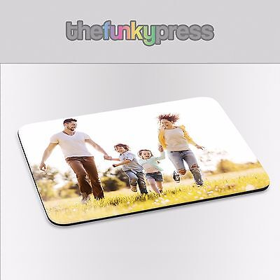 Printed Personalised Photo Placemat, Printed with your Picture Add Text For Free