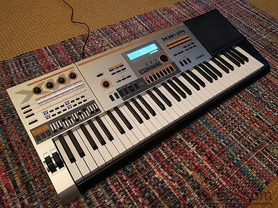 Casio XW-P1 61 key performance synthesizer, excellent condition, includes stand