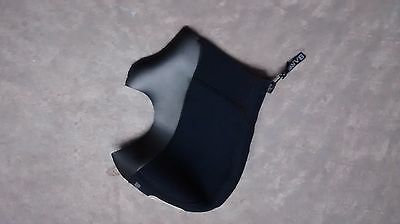 BARE TECH scuba Hood 7mm with zippered super warm and wool lined