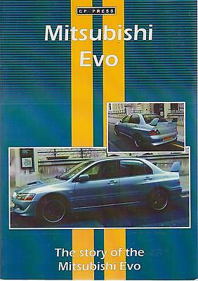 Mitsubishi Lancer Evo 6 7 8 10 Fq300 Rsx Rs450 1999-2008 Period Road Tests Book