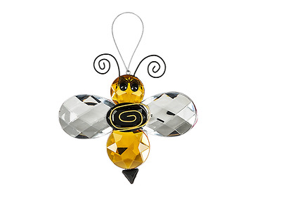 GANZ-Crystal Expressions - Bee Ornament - ACRY-269