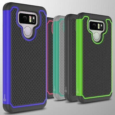 For LG G6 / G6 Plus Case Tough Protective Hard Hybrid Phone Cover