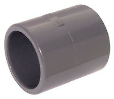 """PRESSURE PIPE ADAPTER SOCKET (PVC/ABS) - 1"""" BSP to 1"""" SOLVENT WELD"""