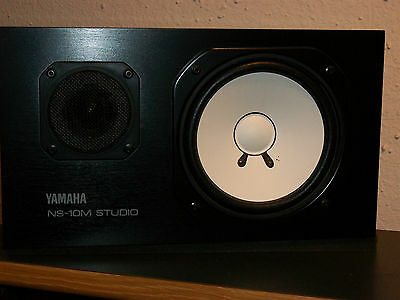 Yamaha Ns-10M Professional Studio Monitors Excellent Working Condition