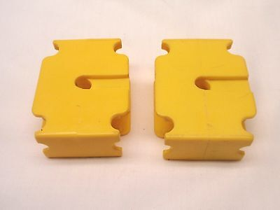 Pair Vintage Fisher Price Circus Ladder Connector #900 #902 #904