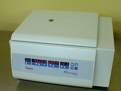 Thermo Fisher Scientific Biofuge Primo R Refrigerated Lab Centrifuge Rotor
