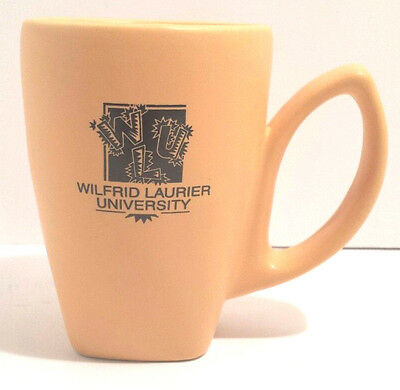 Wilfred Laurier University Coffee Cup Mug Made in USA