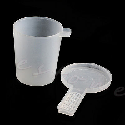 Beekeeping Drinker Bowl Water Hive Plastic Entrance Bee Feeder Equipment