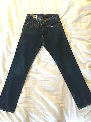 Abercrombie & Fitch Skinny Blue Jeans 12