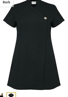 black beauty/massage tunic,  size 12