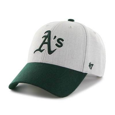 '47 Brand Athletics D'Oakland Munson MVP Réglable MLB Cap
