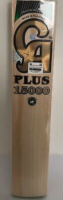 CA PLUS 15000 Cricket Bat English Willow GRADE A 2.7, 2.8 SALE RRP £400 Now £250