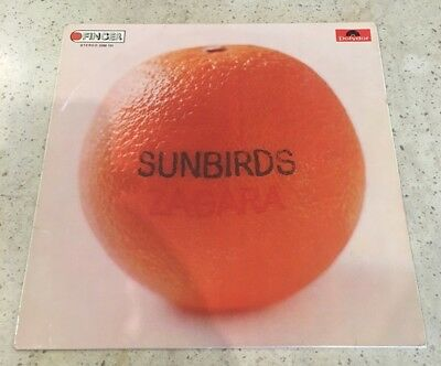 Sunbirds Zagara German 1971 Finger original vinyl LP