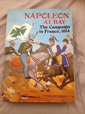 Napoleon at Bay - The Campaign in France Board Game