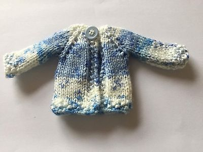 Blythe Doll Outfit clothes Hand Knitted Cardigan