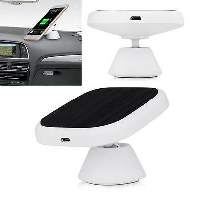 For Samsung Galaxy Note 7 Qi Car Wireless Charger Charging Pad Magnetic Stand