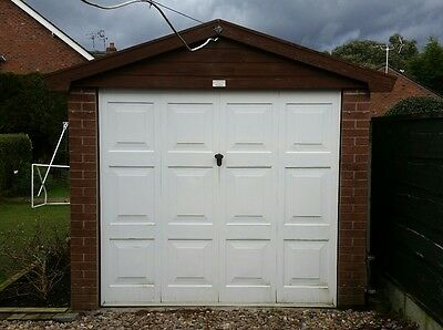 Concrete Prefabricated Sectional Garage