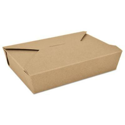 Southern Champion Tray SCH0762 Champpak Retro Carryout Boxes, Kraft, 7-3/4 X