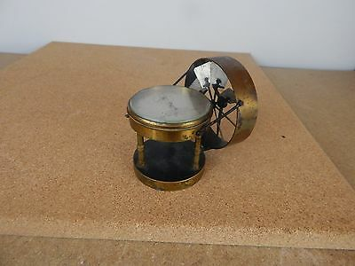 Victorian Anemometer J.Casartelli Manchester No 300 Air meter with propeller